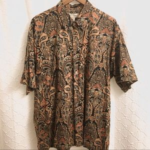 Tori Richard Hawaiian shirt men's XL